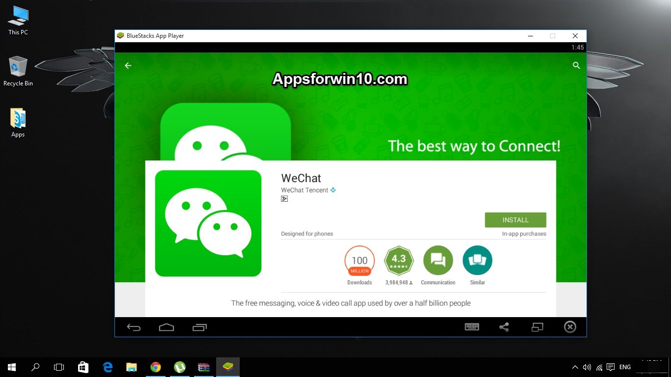 WeChat_For_PC