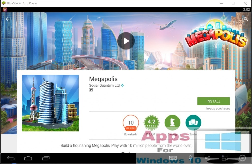 MegaPolis_For_PC