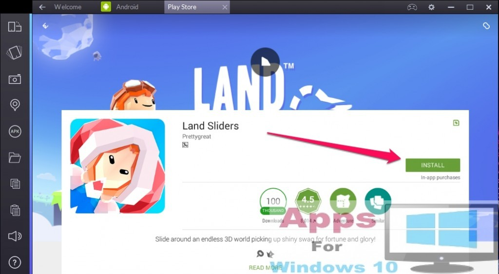 Land_Sliders_for_Windows 10