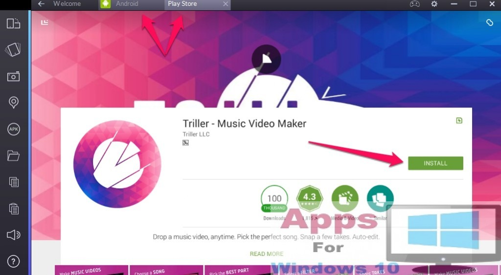 Triller_Music_Video_Maker_for_Windows&Mac