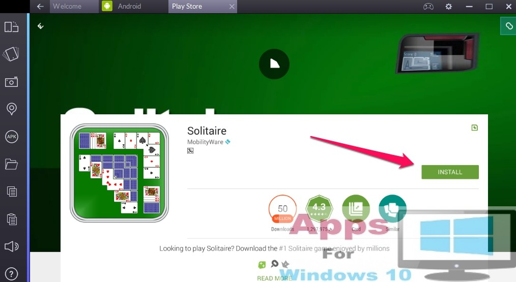 Solitaire_For_PC_Windows10_Mac