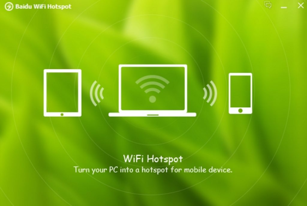 Baidu_WiFi_Hotspot_for_Windows10_Download