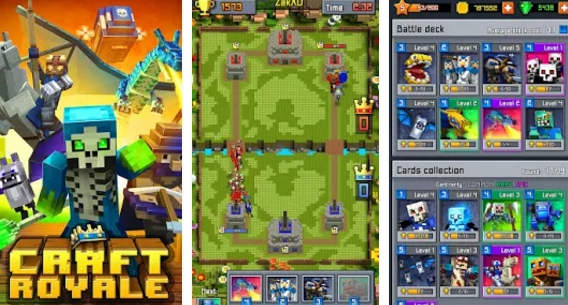 Craft_Royale_Clash_of_Pixels_for_PC_Windows_Mac_Download