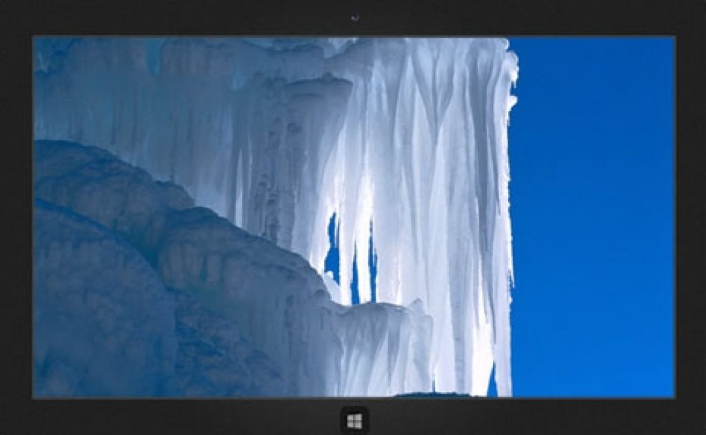 Frozen_Formations_Windows_Theme_Download