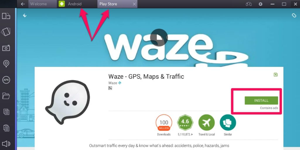 Waze_GPS_Maps_Traffic_for_Windows_10_PC_Download