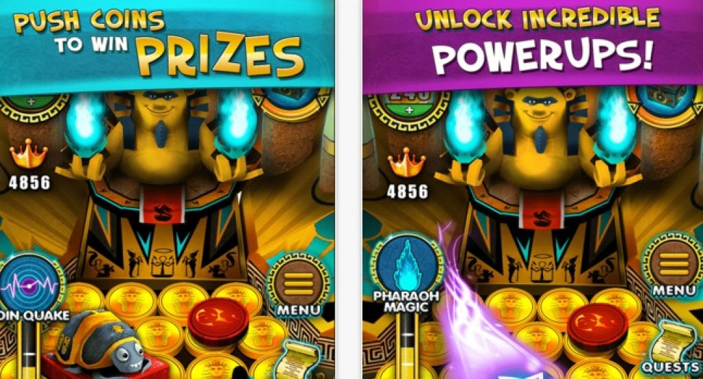 Pharaoh's_Party_Coin_Pusher_Free_Download_For_PC