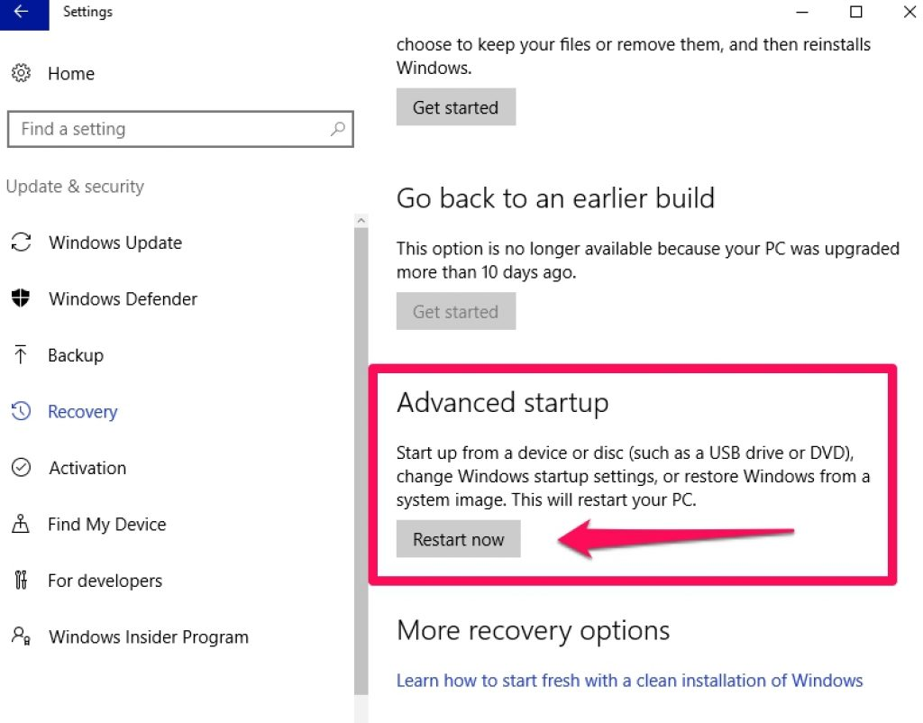 restart-now-windows-10-settings