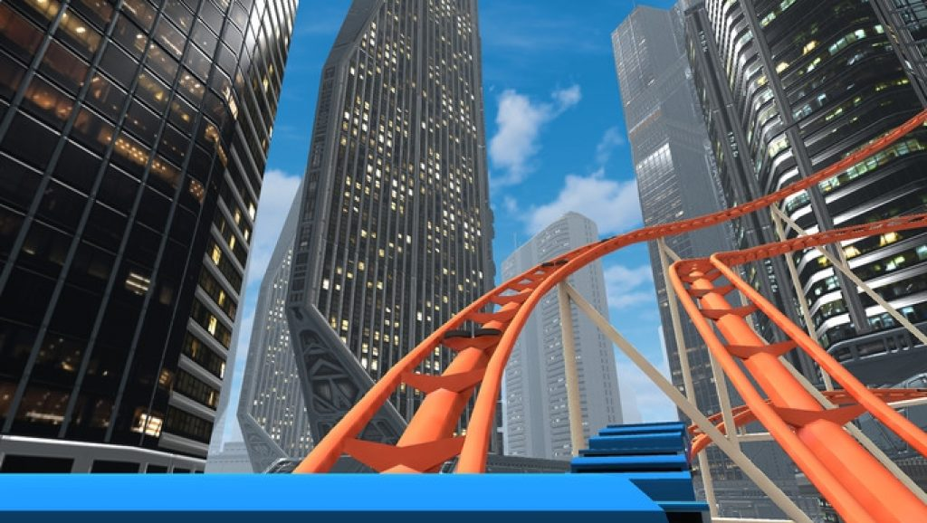 vr roller coaster for pc download