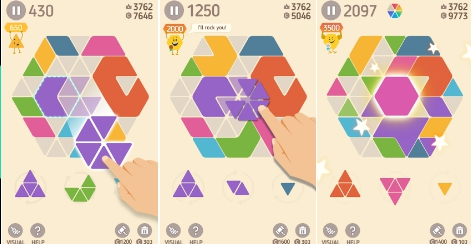 make hexa puzzle pc download