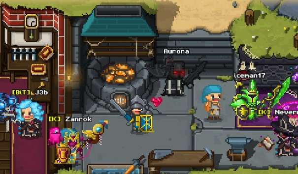 bit heroes for pc download free