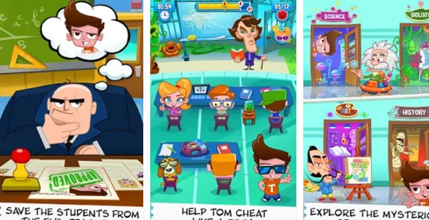 cheating tom 3 genius school for pc download free