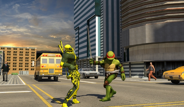 ninja turtle warrior for computer free