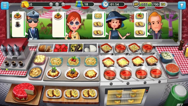 food truck chef cooking game for pc download