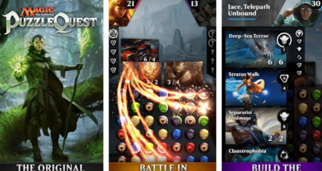 magic the gathering puzzle quest pc download