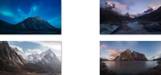 baffin island windows 10 theme download free