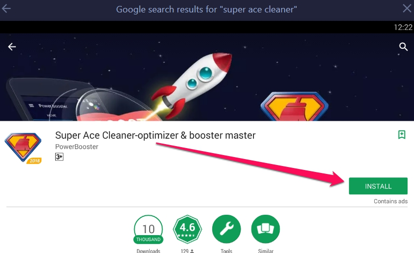 super ace cleaner optimizer and booster master pc download free