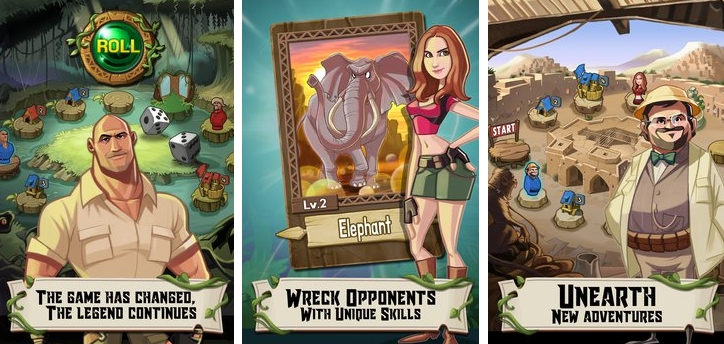 jumanji the mobile game for pc download free