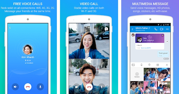 zalo video call pc download