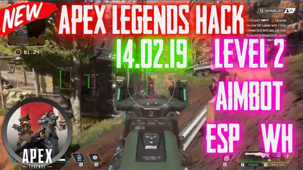 Apex Legends Hack Aimbot Cheats