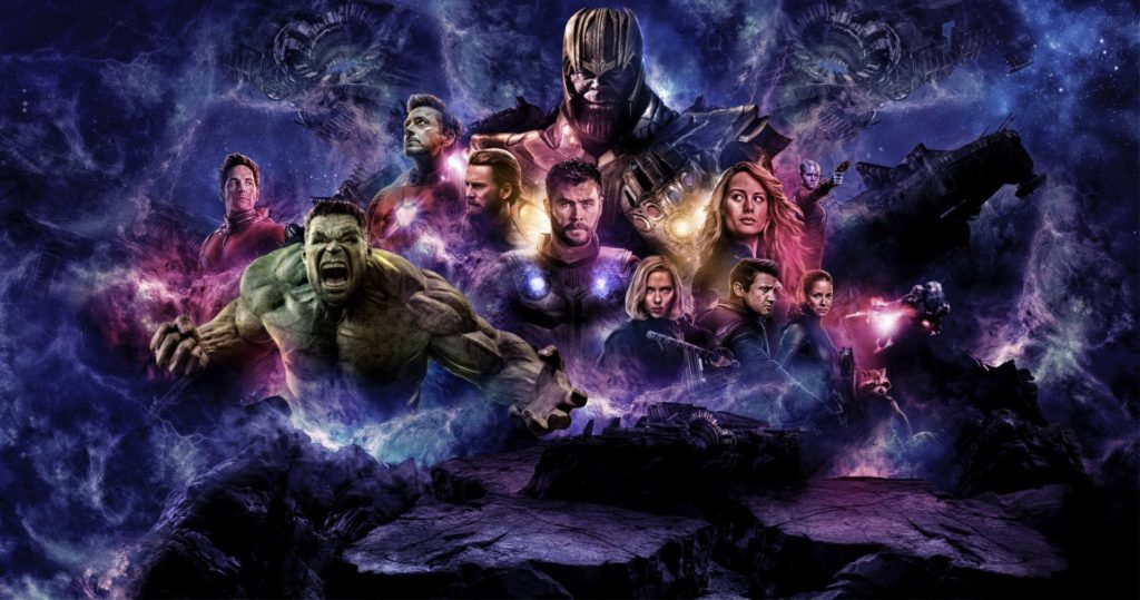 Avengers Endgame Wallpapers Full HD 4K