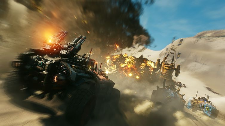 Rage 2 PC Download Free Windows 10