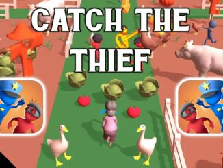 Catch the thief 3D for PC