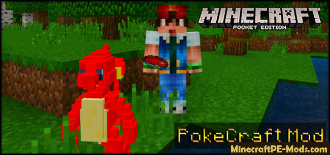 New Pokecraft Mod for PC