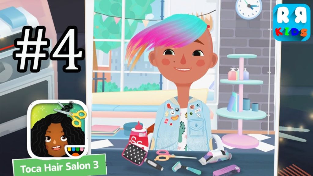 Toca Hair Salon 4 for PC