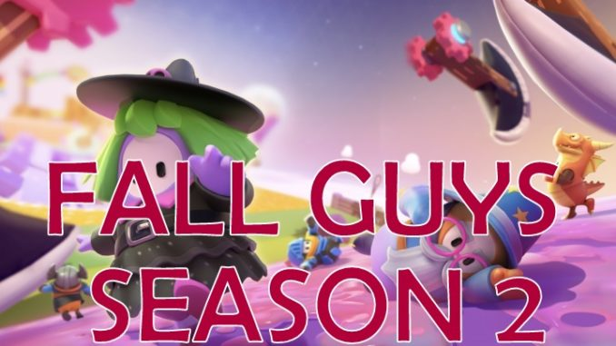 Fall Guys Season 2 Ultimate Knockdown for PC Windows 10